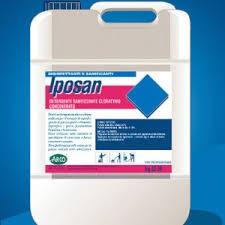 Det. Sanitizzante clorattivo concentrato IPOSAN