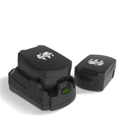 Carica Batterie al Litio Numatic per aspirapolvere professionale