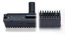 Spazzola Pavimenti Numatic Dual Setole/Tergi 300mm per aspirapolvere professionale