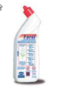 Detergente acido sanitari FAROL