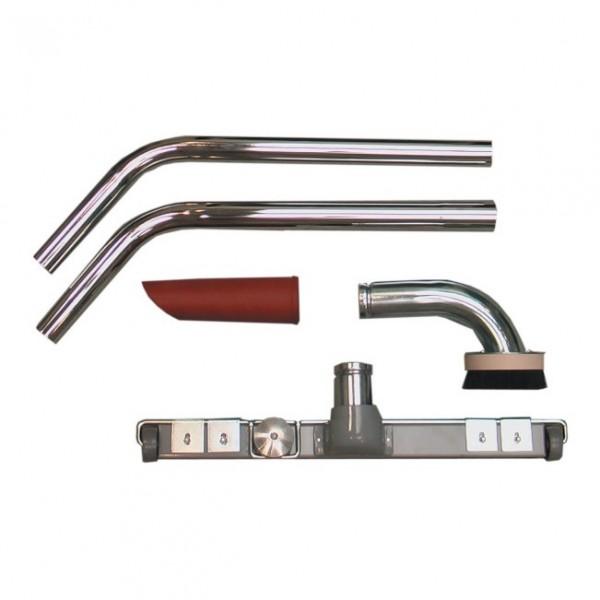Set pulizia tecnico 40mm per aspiratore centralizzato