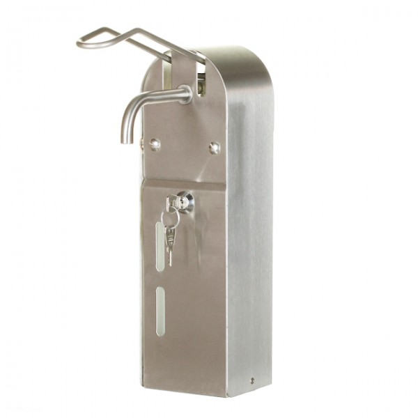 Dispenser sapone Impeco in acciaio