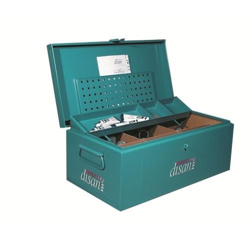 Box metallo con kit di installazione