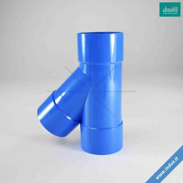 Derivazione PVC con battente