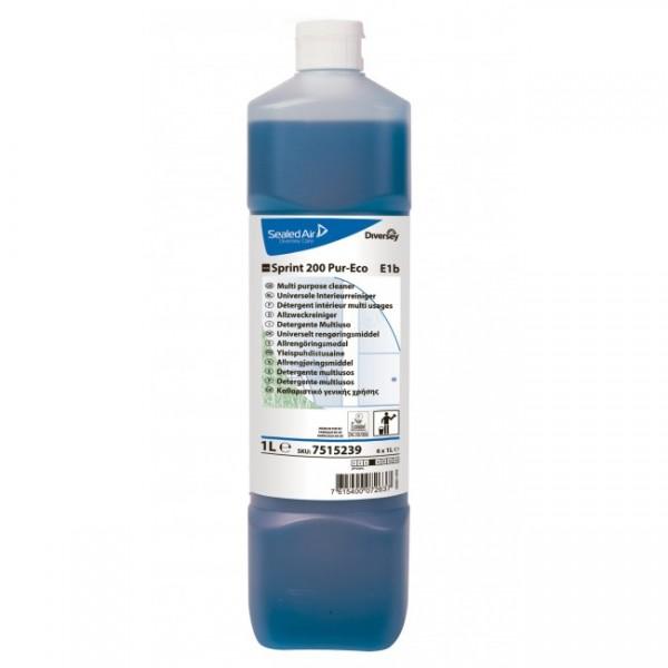 Detersivo alcolico milleusi TASKI Sprint 200 Pur-Eco