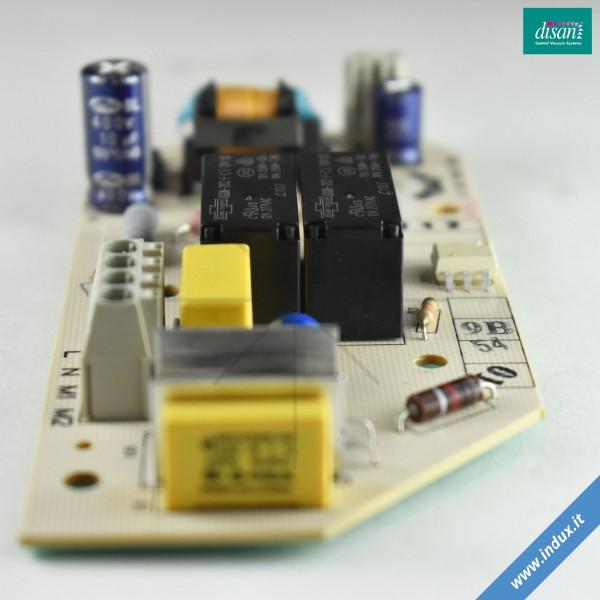 Scheda elettronica di comando per centrale Disan ZSA