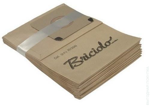 Sacchetti filtro in carta per Ghibli Briciolo
