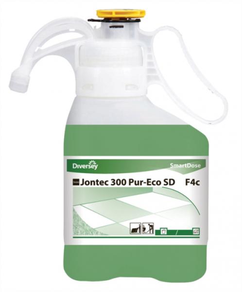 Detersivo neutro concentrato pavimenti TASKI Jontec 300 Pur-Eco SD