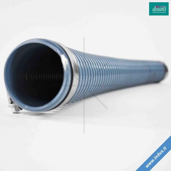 Flessibile per prese battiscopa per impianto di aspirazione centralizzato