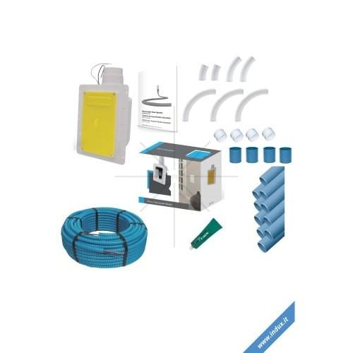 Kit installazione presa INTHEWALL
