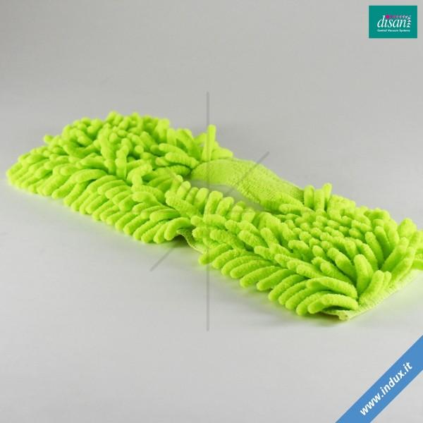 Setole di ricambio per spazzola MOP pavimenti delicati per aspiratore centralizzato