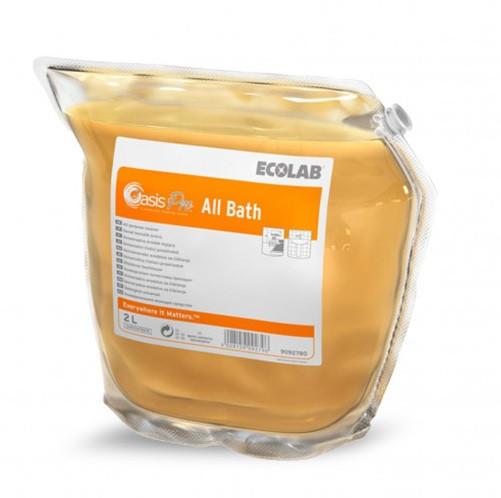 Ecolab - Oasis Pro All Bath - 2x Lt. 2