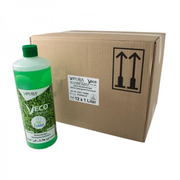 Detergente pavimenti Vipura. 12 l