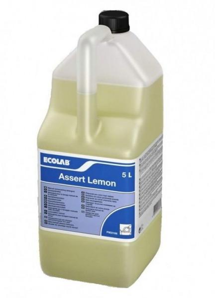Ecolab - Assert Lemon detergente profumato 2x5L
