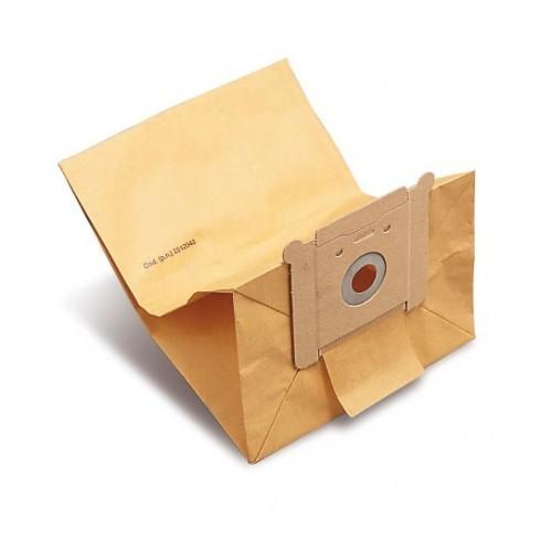 Sacchetti filtro in carta per Ghibli AS 5, DOMOVAC