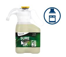 Detersivo concentrato basso schiumaggio Sure Floor Cleaner SmD