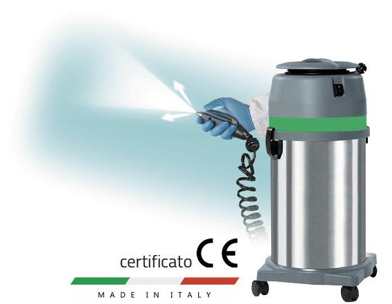 Nebulizzatore per sanificare ambienti