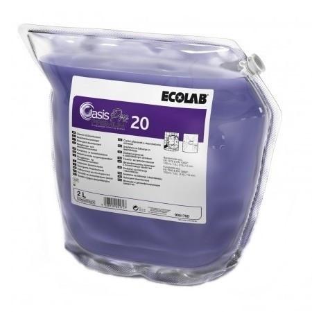Ecolab - OasisPro 20 Premium - 2xLt.2