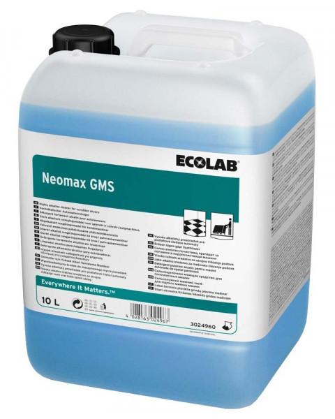 Ecolab - Neomax GMS 10L detergente per pavimenti