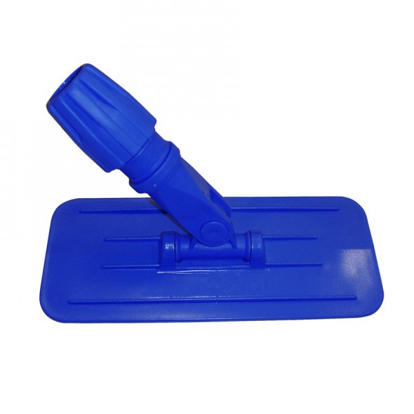 Scraber snodato blu