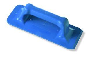 Scraber con impugnatura blu