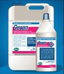 Detersanificante profumato concentrato GESAN