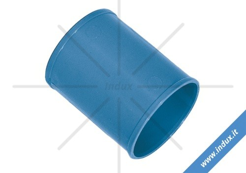 Manicotto in PVC con battente F/F
